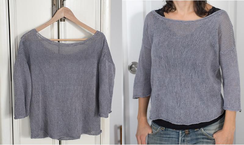 modele tricot gratuit la droguerie