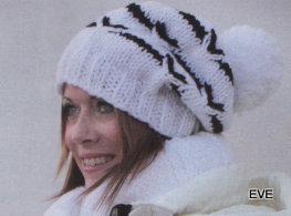 patron tricot gratuit bonnet