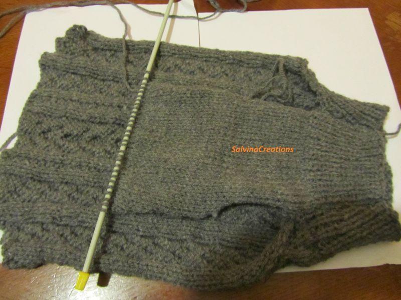 patron tricoter pull pour chien. Black Bedroom Furniture Sets. Home Design Ideas