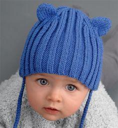 modele tricot bonnet bebe gratuit