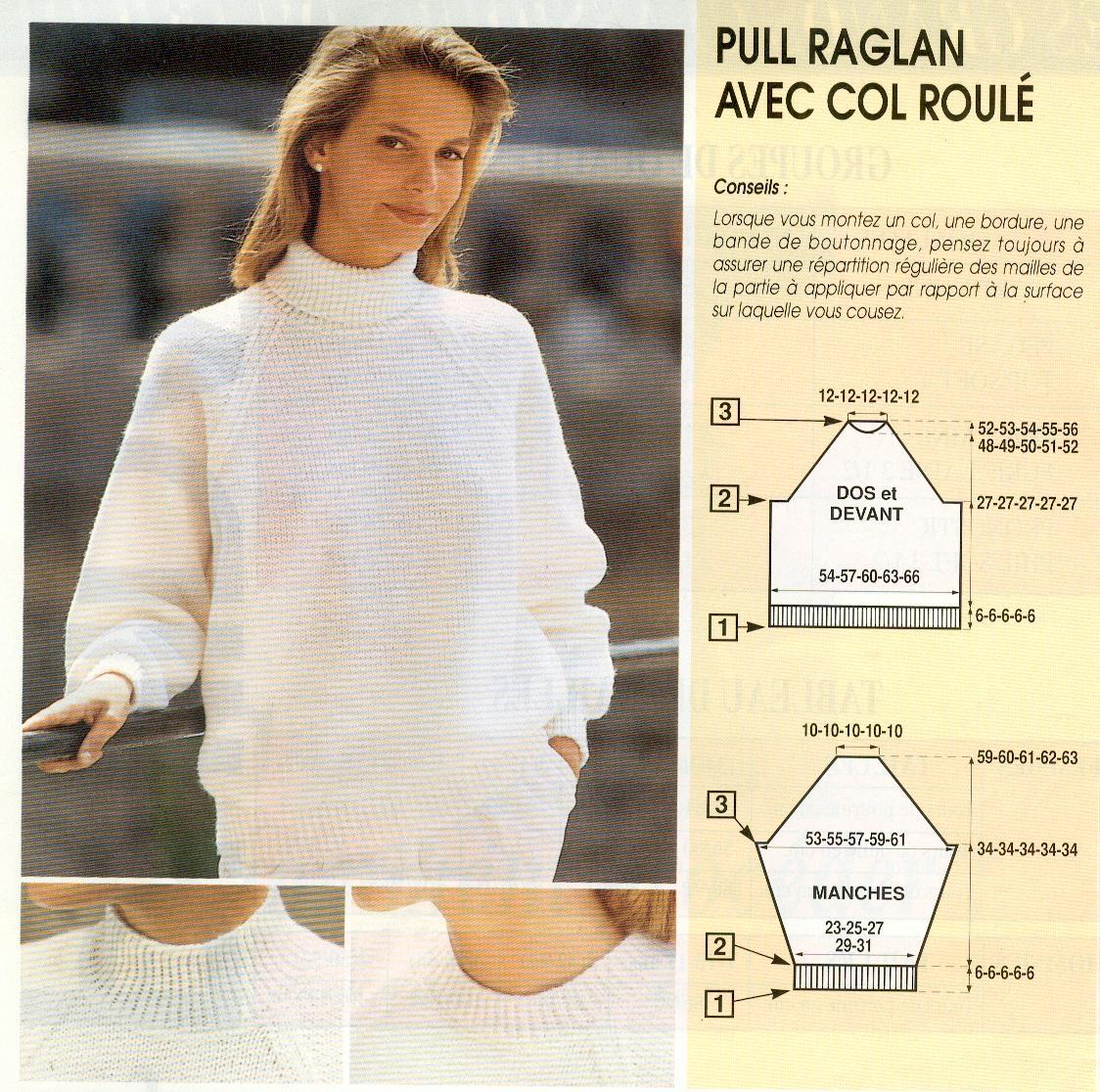 modele tricot machine gratuit