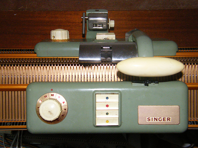 modele tricot a la machine