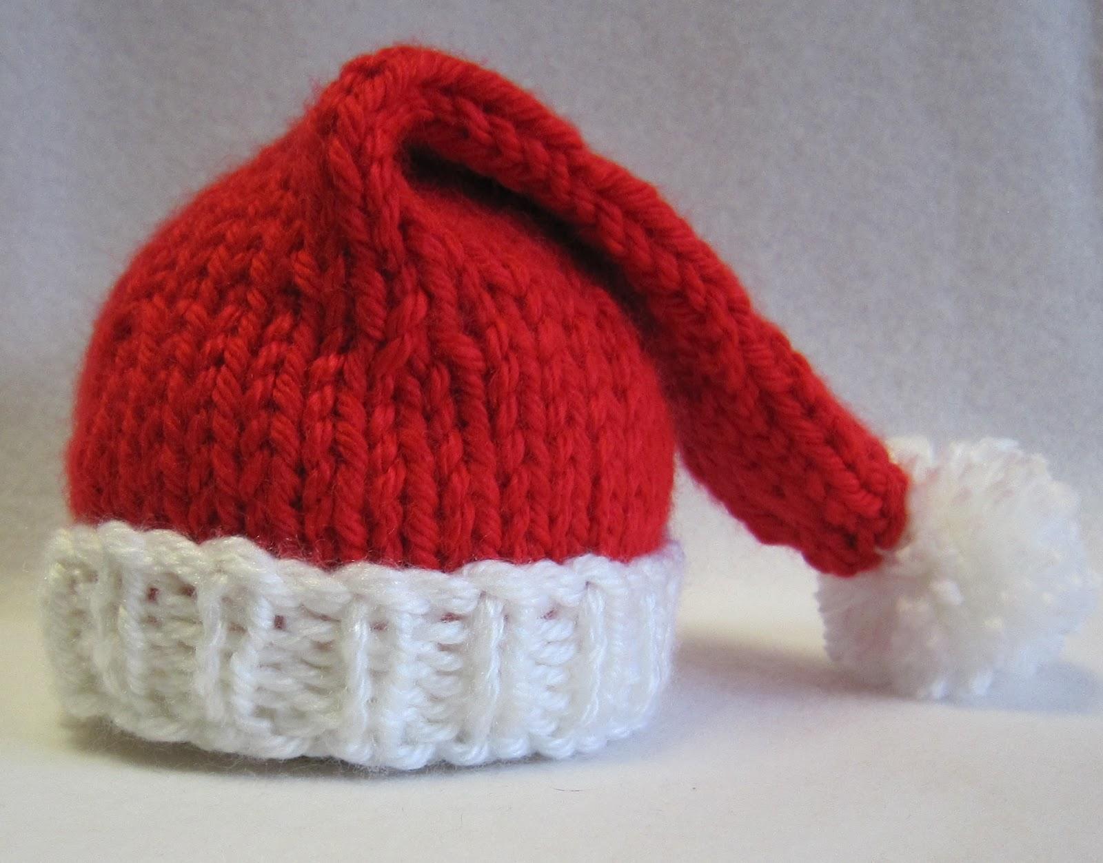 #871218 Modèle Tricot Bonnet De Pere Noel 7106 Deco De Noel Tricot 1600x1253 px @ aertt.com