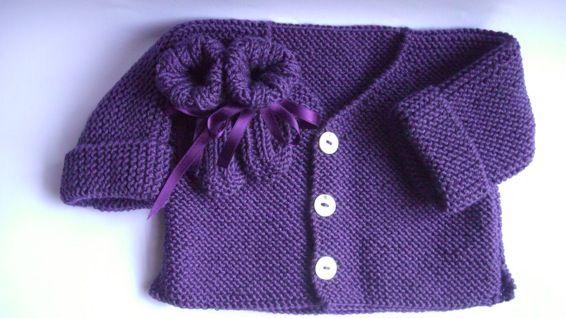 Patron tricot b b debutant - Apprendre a tricoter debutant ...