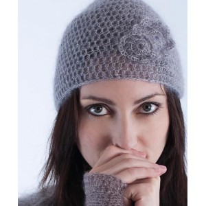 tricoter un bonnet en mohair