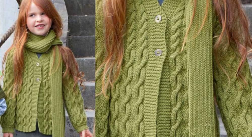 modèle tricot 5 ans