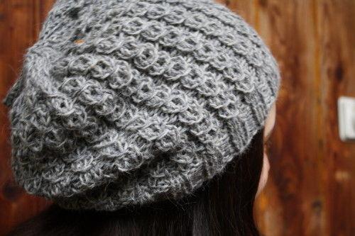 tricoter un bonnet irlandais