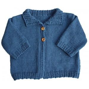 modèle tricot veste garcon