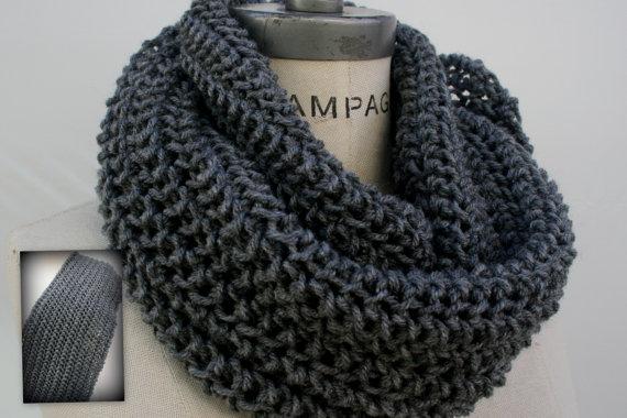patron tricot foulard infinity gratuit. Black Bedroom Furniture Sets. Home Design Ideas