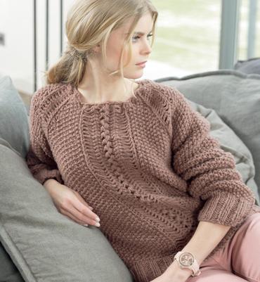 Modèle tricot femme bonnet Ville