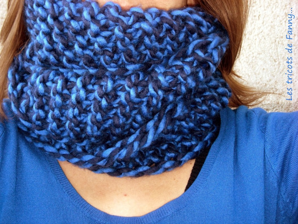 Tricoter des moufles enfant avec le pouce / Tuto Knitting mittens for easy child