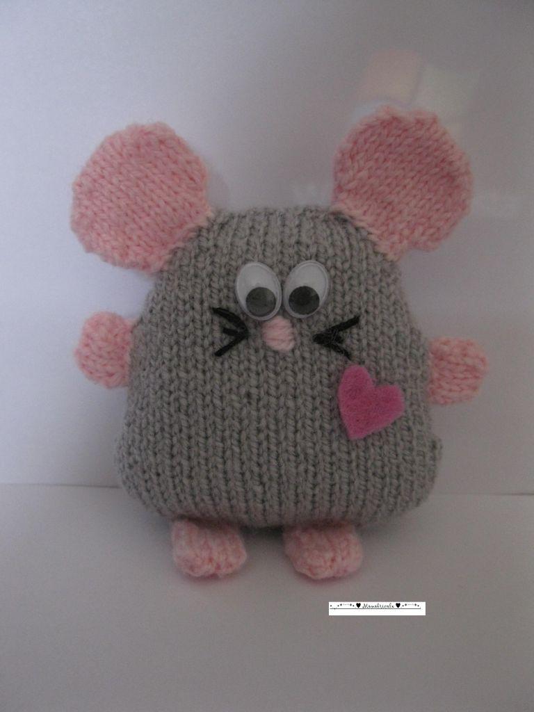 Mod le tricoter doudou - Doudou facile a realiser ...