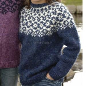 modèle tricot pull 12 ans