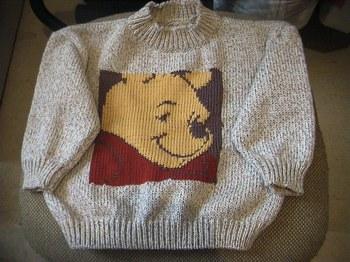 modele tricot walt disney gratuit