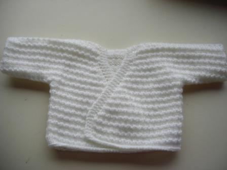 tuto tricot brassiere point fantaisie