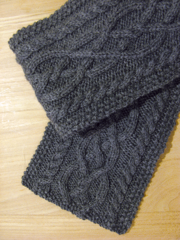 90310ec7f05e aide modèle tricot echarpe homme ...