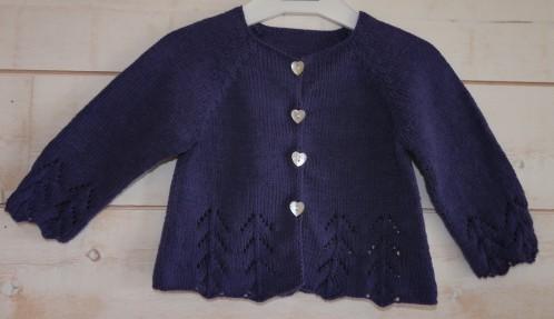 modeles tricots fillettes gratuits