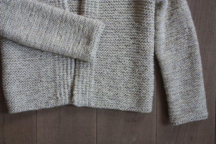 mod le tricot veste femme aiguille 5. Black Bedroom Furniture Sets. Home Design Ideas