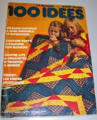 modèle tricot 100 idees