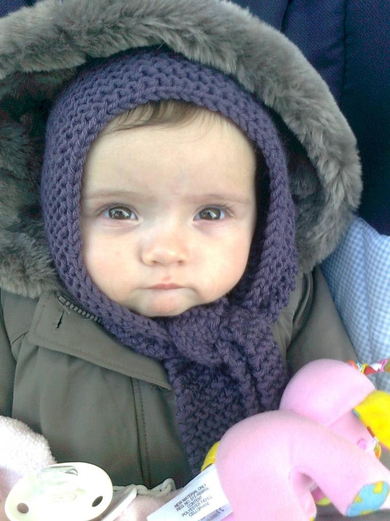aperçu modèle tricot bonnet echarpe fille ... b5dd2f2af54