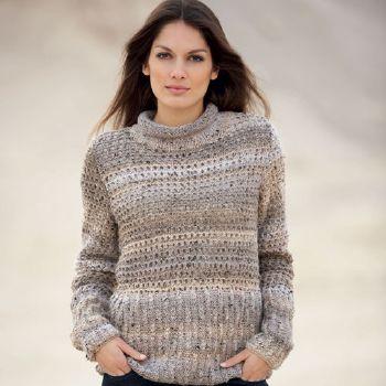 modèle tricot pull debutant