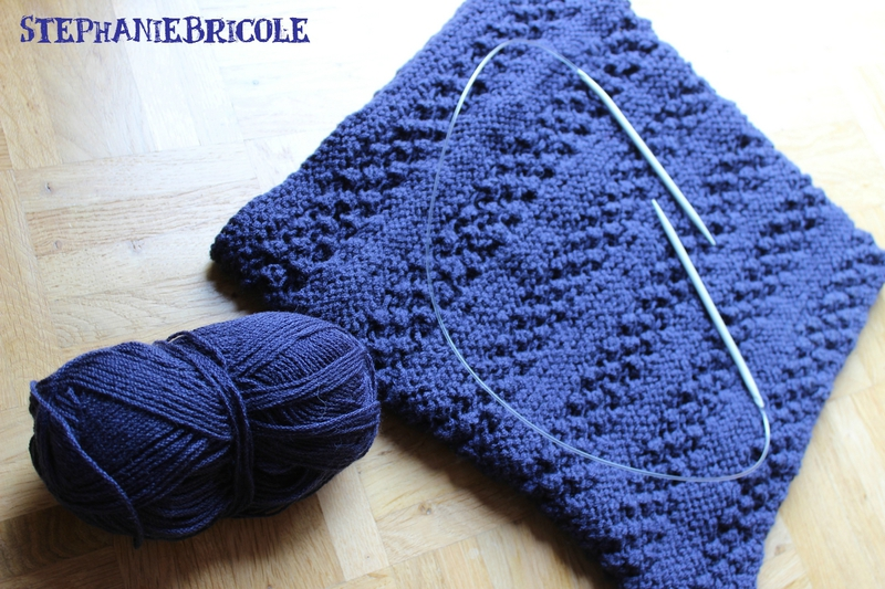 modele tricot aiguille n°3
