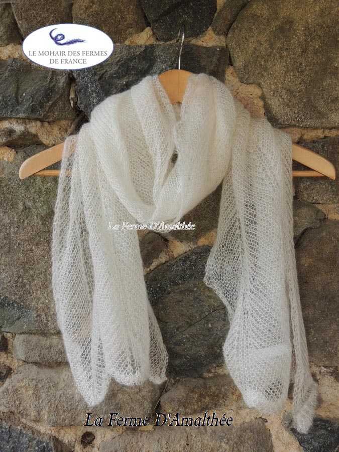 651a227fa9a apparence modèle tricot echarpe soie