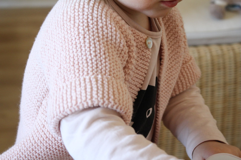 modele tricot fille 10 ans