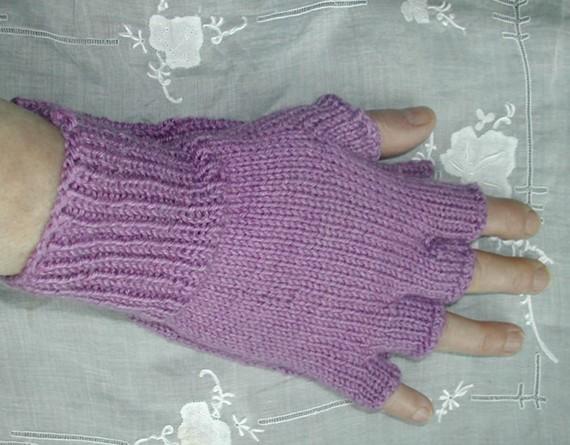 je m'éclate avec mes 10 doigts: Des mitaines pour cet hiver