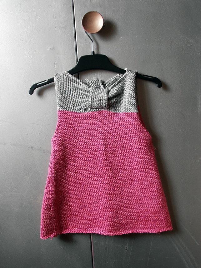 modele tricot ideal gratuit