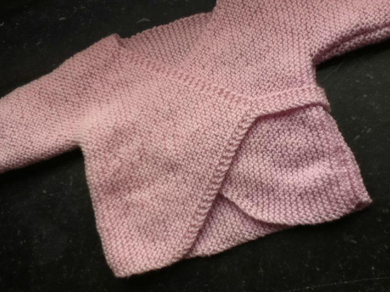 modèle tricot bébé gratuit la droguerie