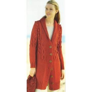 modèle tricot paletot femme