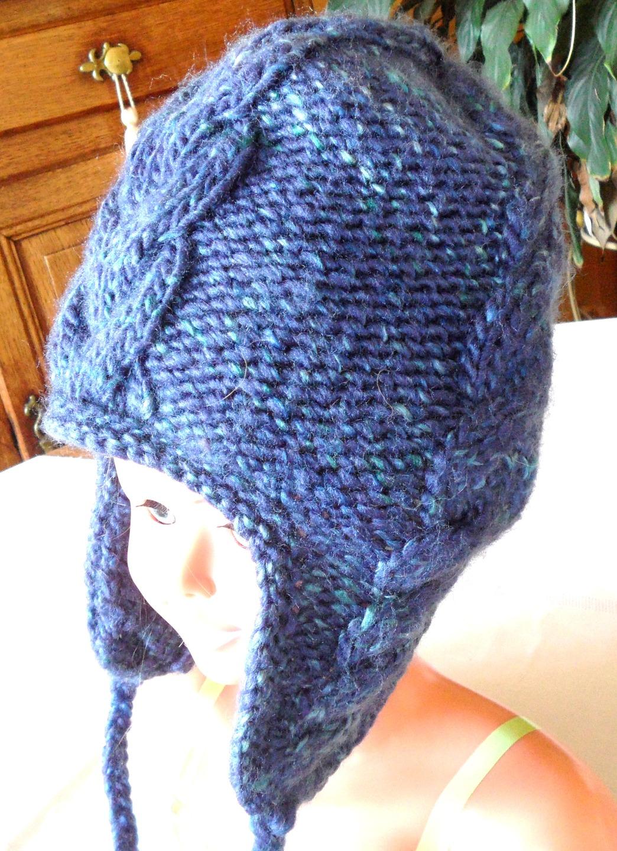 5922acc7f9d modèle tricot bonnet peruvien bébé facile ...