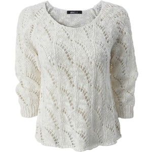 modèle tricot pull over
