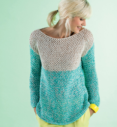tricot coton modele