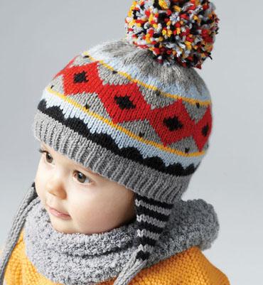 mod le tricot bonnet peruvien b b gratuit
