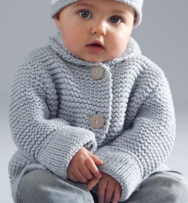 tricot facile pour bebe phildar