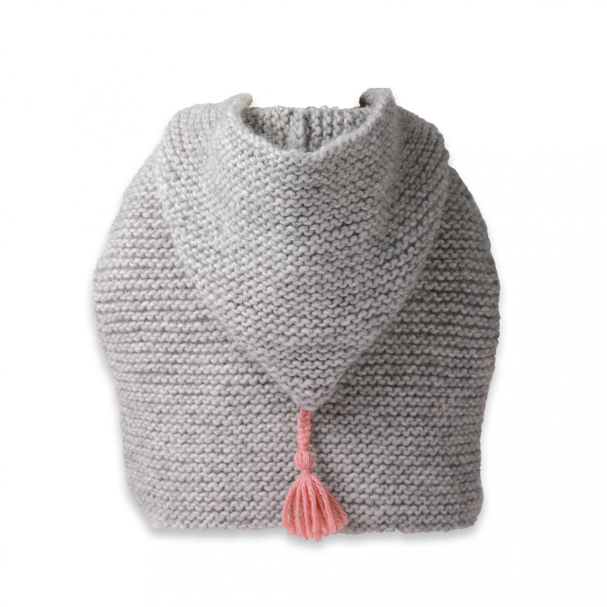 modele de cape a tricoter gratuit