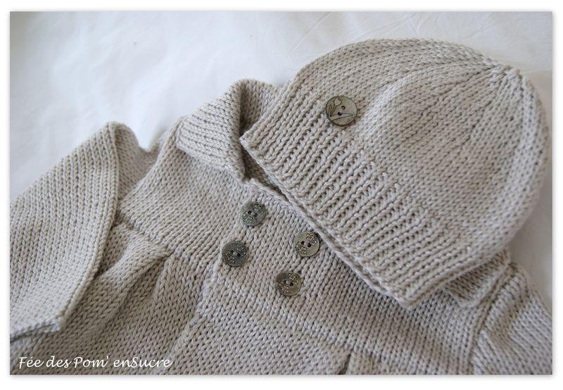 tricot bebe naissance