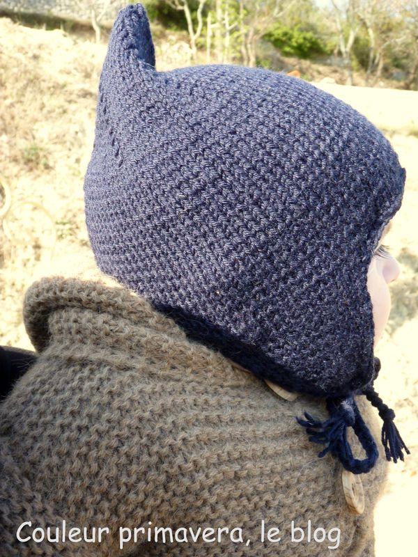 Affichage modèle tricot bonnet oreille 471814b5311
