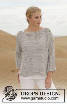 modele de tricot femme gratuit drops
