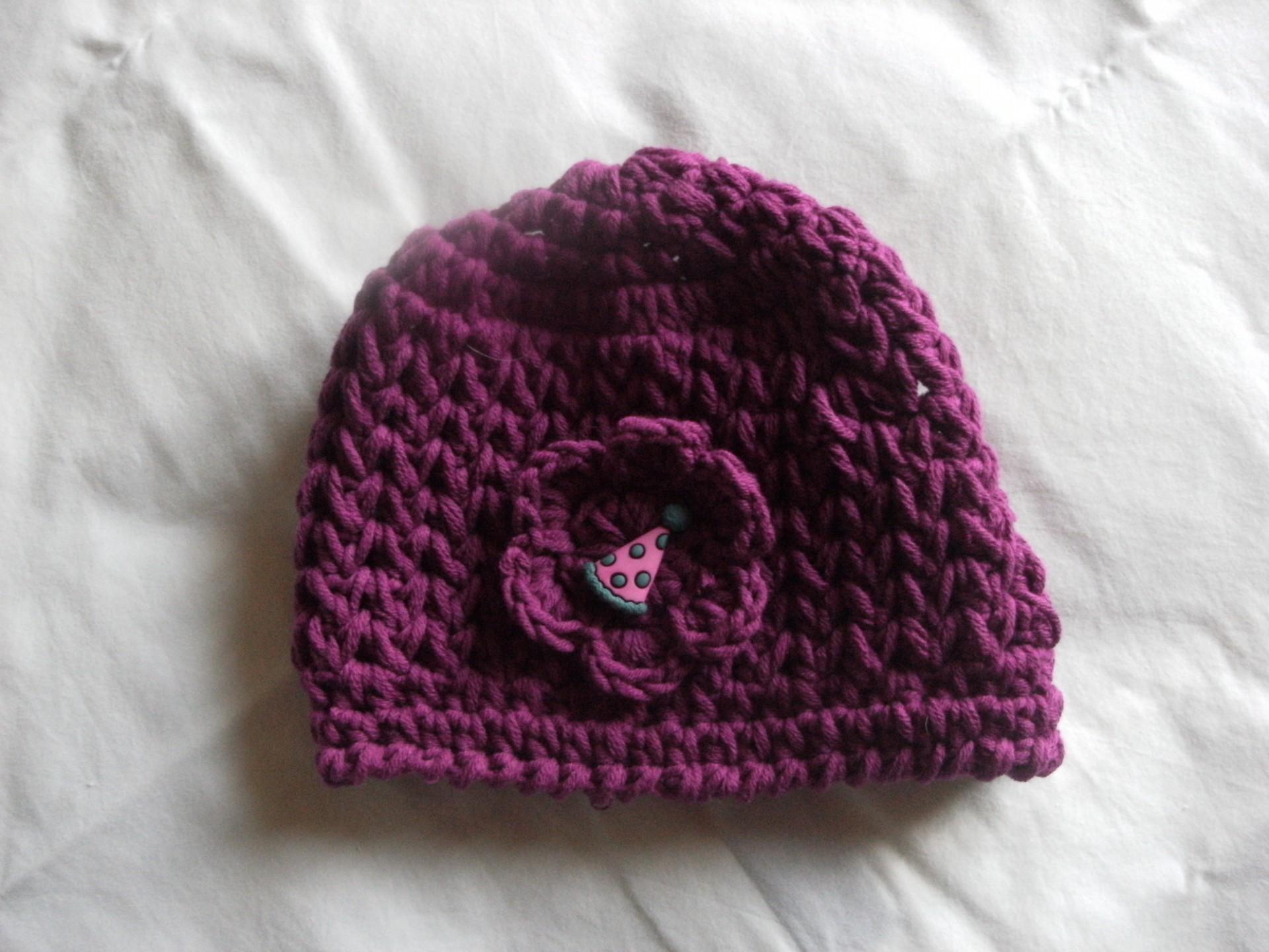 modele tricot bonnet bebe fille gratuit