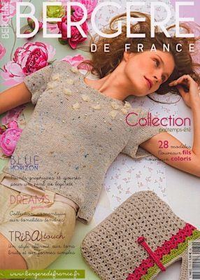 modèle tricot femme printemps ete