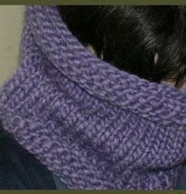 modèle echarpe tricot gratuit debutant