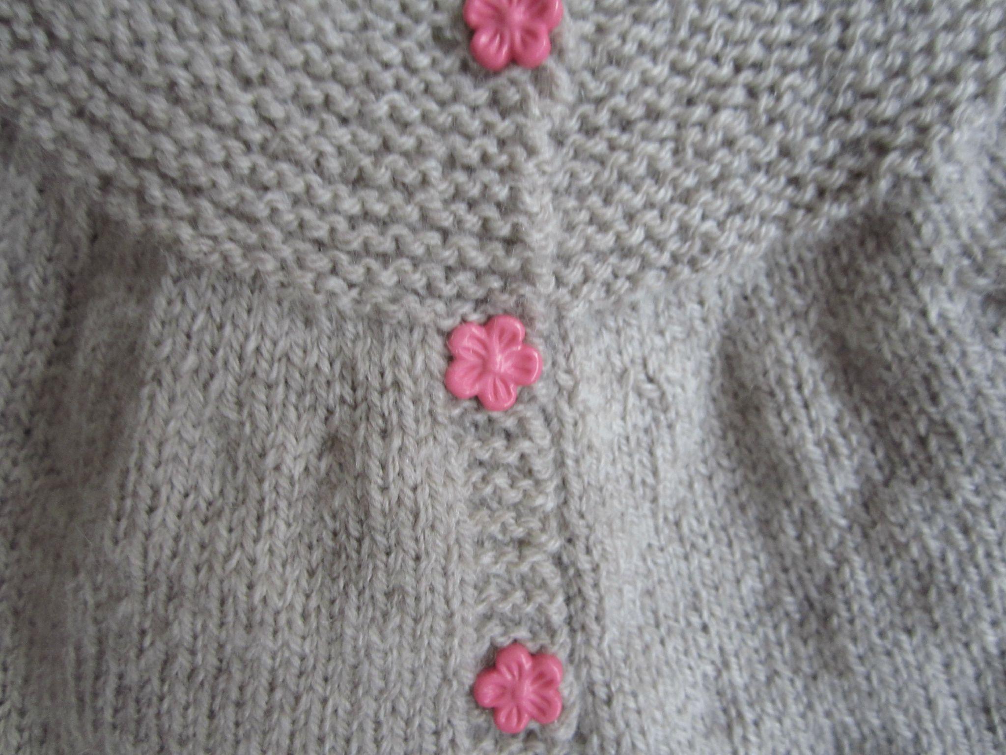 modele de tricot pour bebe