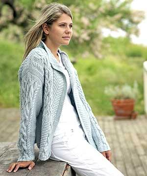modèle tricoter gilet femme gratuit