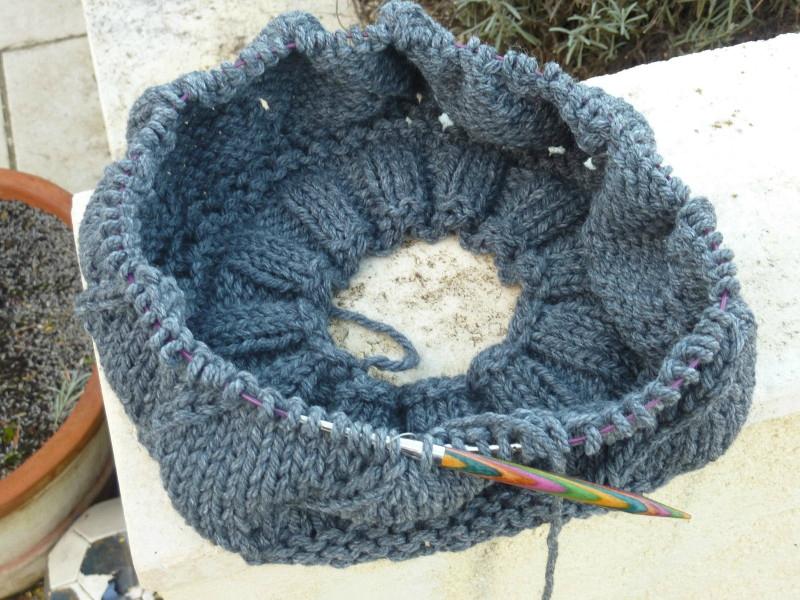 patron tricot aiguille circulaire
