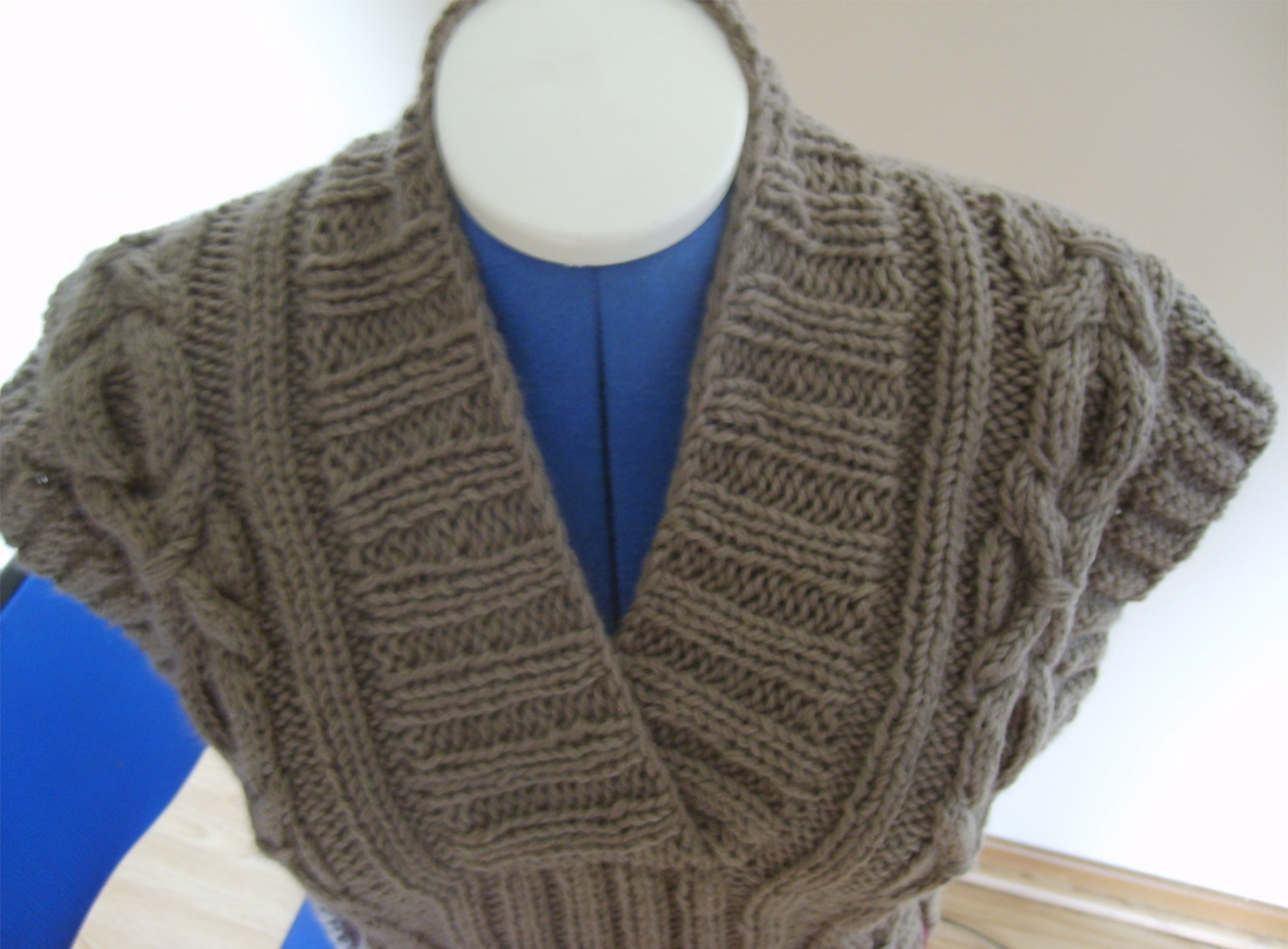 modele pull tricot aiguille 6