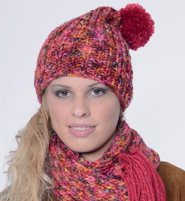 modele bonnet tricot original