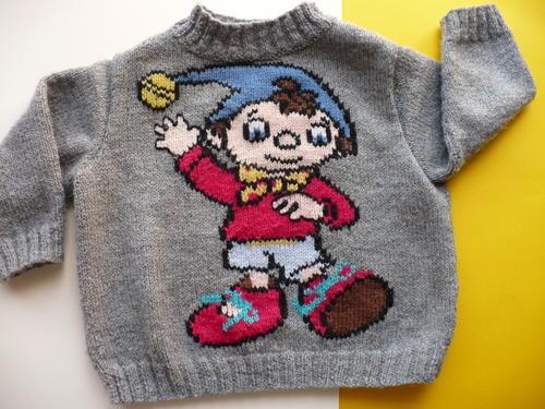 modèle tricot pull oui oui